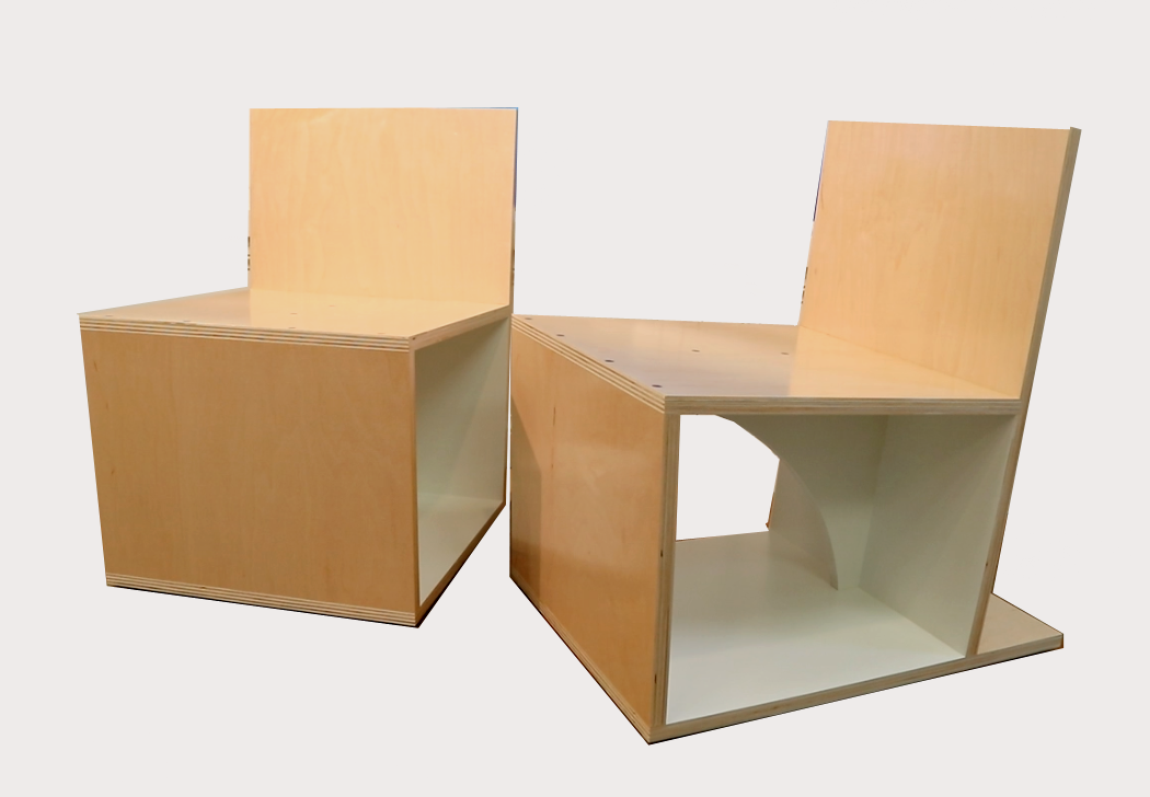 Build A Set Of Plywood Chairs Free Design Plans Plywood