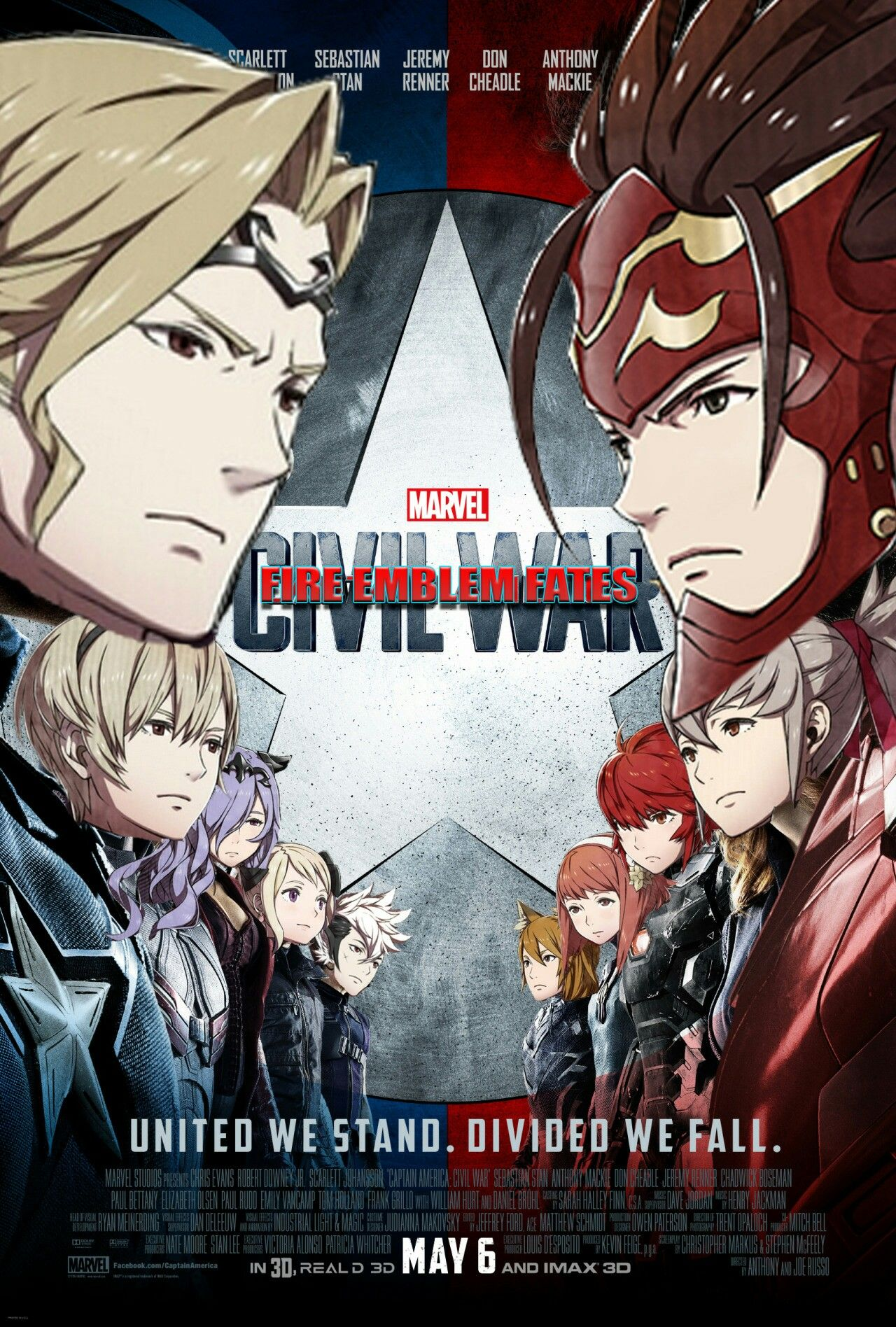 Fire emblem x civil war i was going to draw art of this fire emblem x civil war i was going to draw art of this biocorpaavc Choice Image