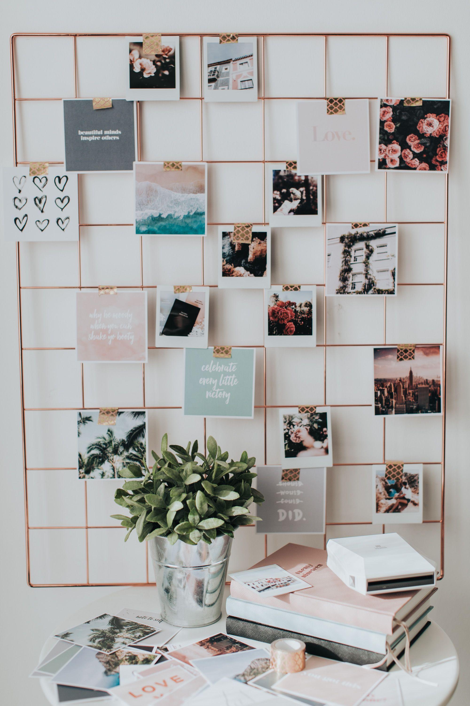 Workspace Office Interior Moodboard Vision Board Inspirational Prints Inspir Decoracao Quarto Simples Decoracao Do Dormitorio Decoracao Quarto E Sala
