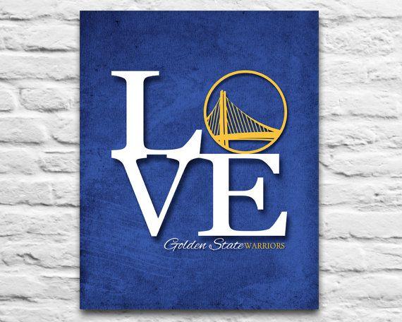 Golden State Warriors Diy Room Ideas