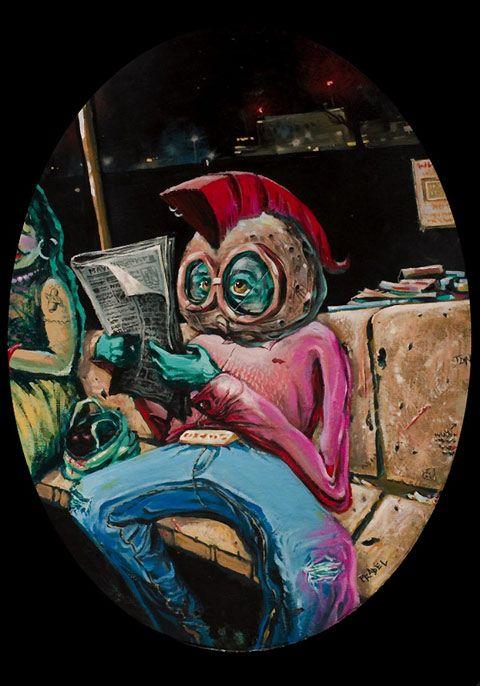 Found some of my brothers artwork floating the internet! -Rodrigo Pradel (1) #EasyNip