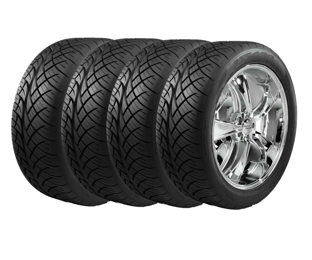 305 40r23 Set 4 Nitto Nt 420s All Season Truck Suv Tires 115h 32 6