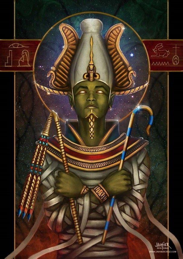 Osiris: The Egyptian God of the Underworld | Egyptian gods