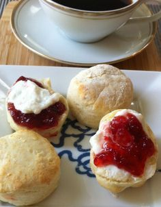Abbey Cooks Magic Scones - a must have recipe for Downton fans.
