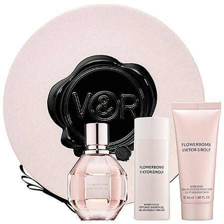 Mother S Day Gift Ideas Viktor Rolf Flowerbomb Gift Set Sephora Mothersday Flower Bomb Sephora Men Perfume