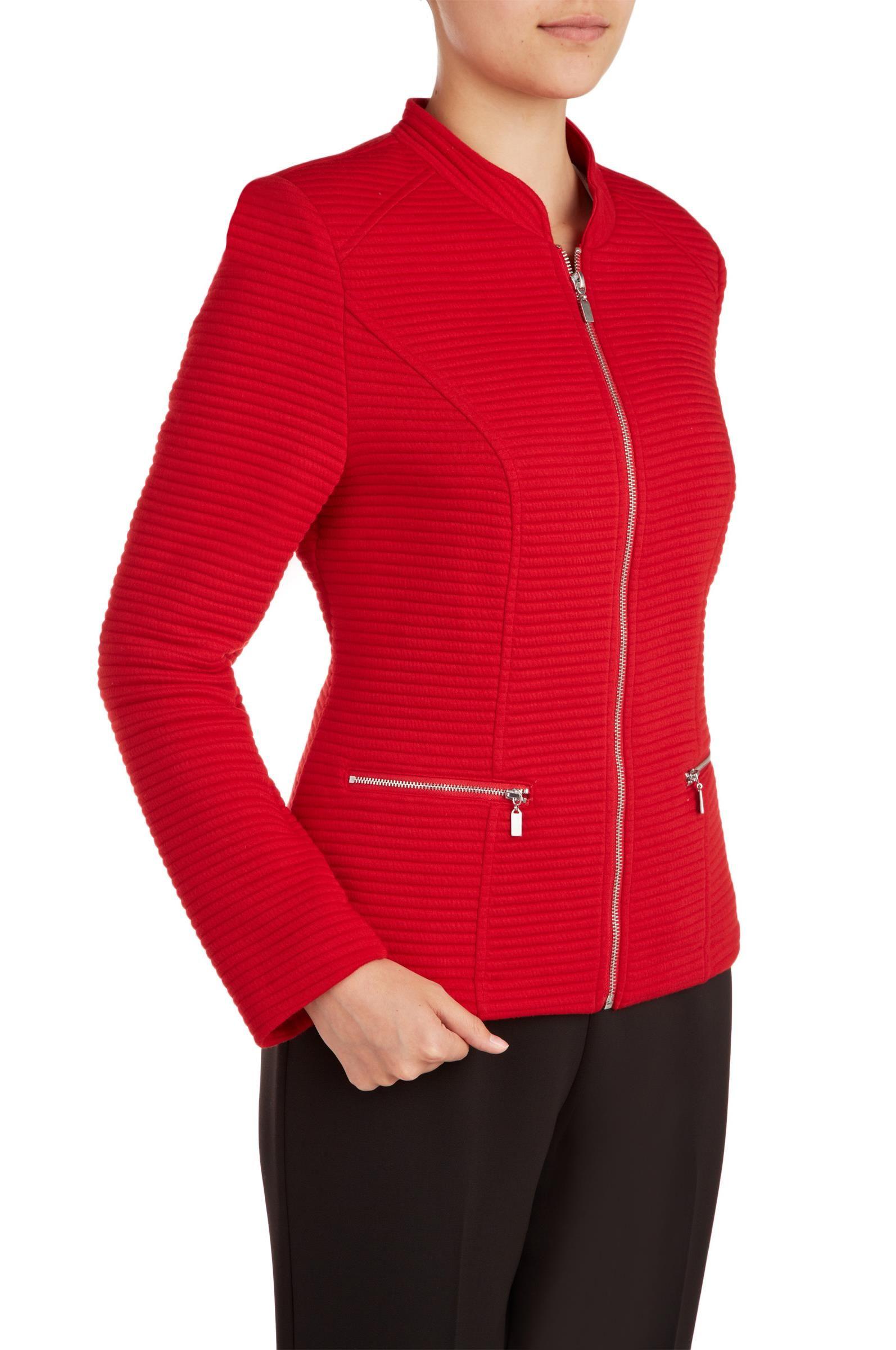 TanJay-Regular-Long Sleeve Jacket