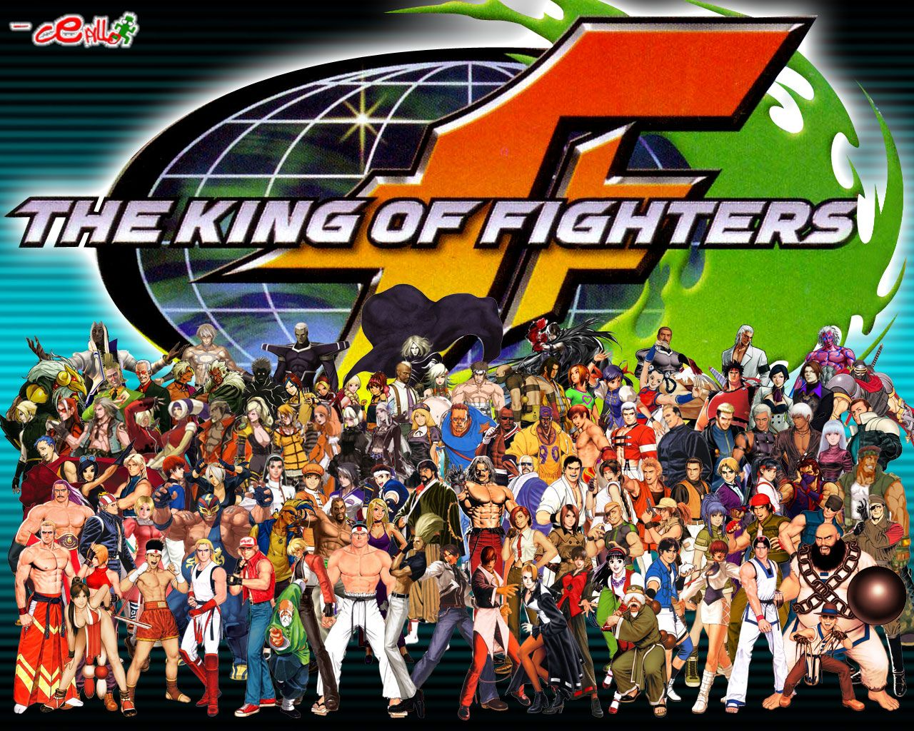 King Of Fighters Wallpaper By Cepillo16deviantartcom On