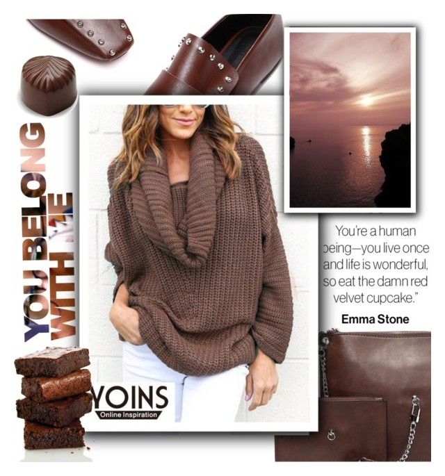 """""""YOINS (10/VIII)"""" by samketina ❤ liked on Polyvore featuring Lab, yoins, yoinscollection and loveyoins"""