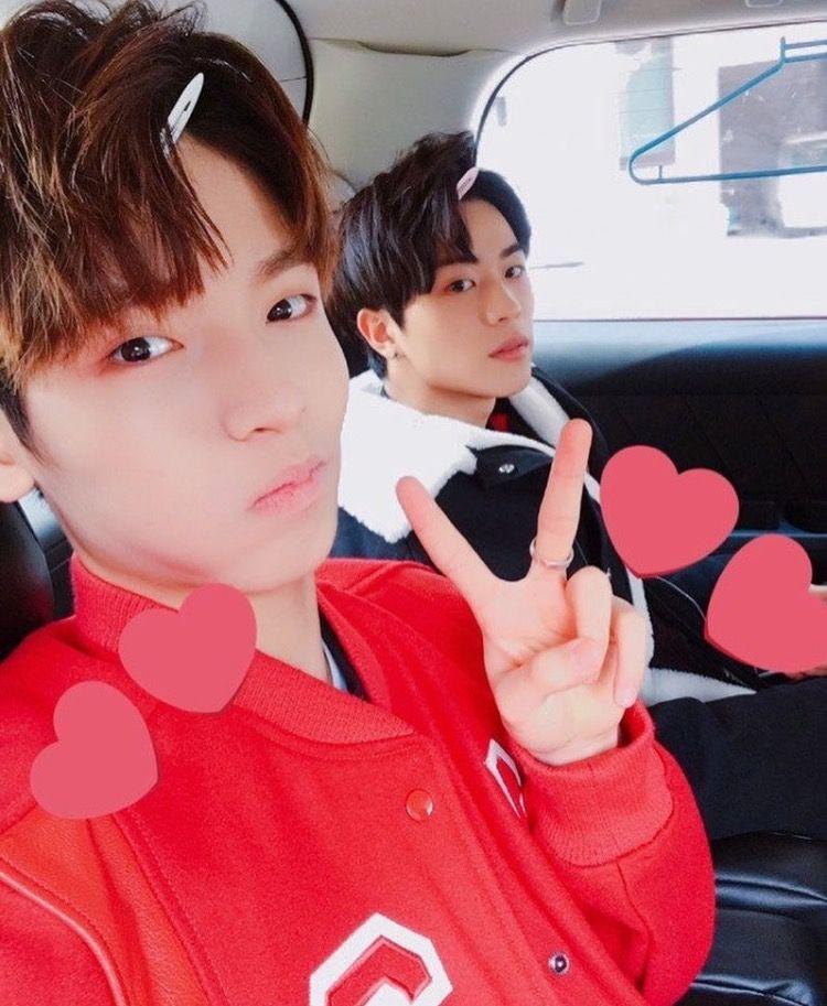 Kangmin and Kyle