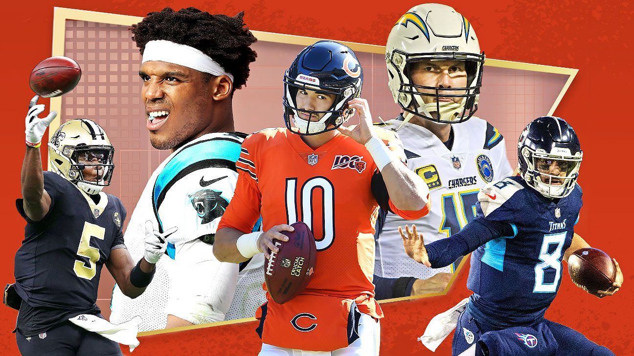 Early predictions for the loaded 2020 NFL QB market