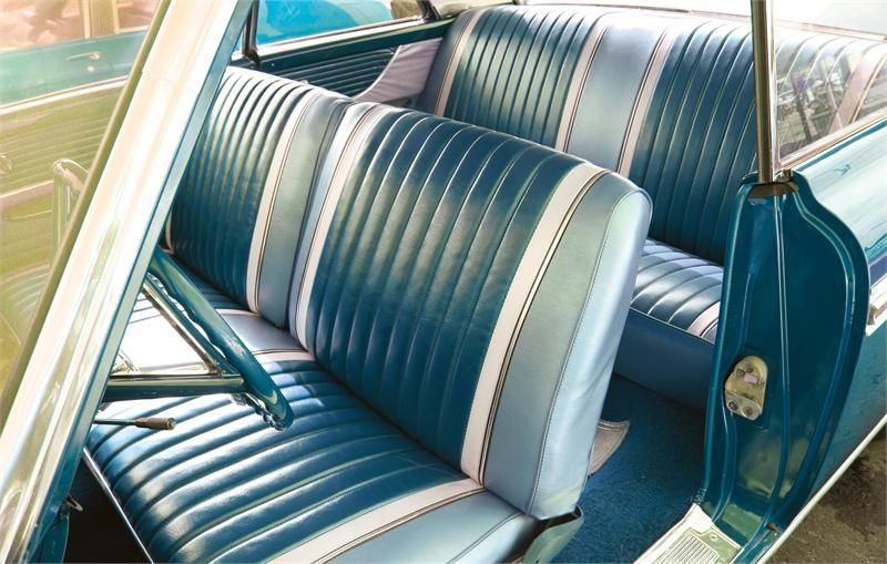 Seat Upholstery 1962 Galaxie 500 Seat Cover Rear Car Seat Upholstery Galaxie Seat Cover