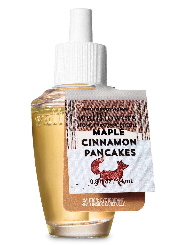 Maple Cinnamon Pancakes Wallflowers Fragrance Refill