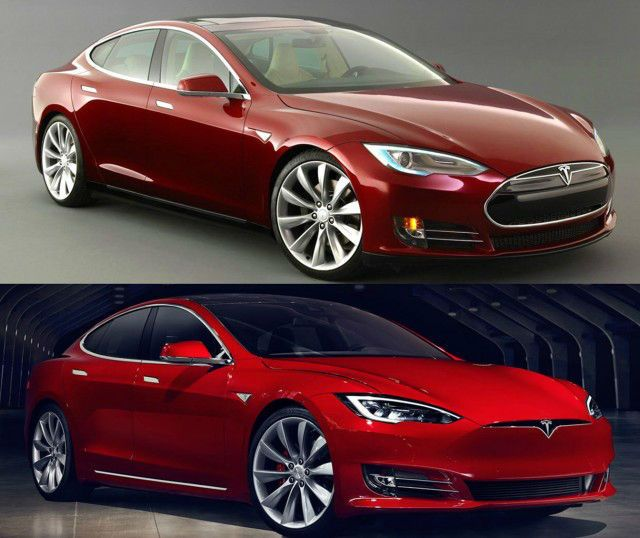 2017 tesla model s changes tesla pinterest tesla electric car rh pinterest co uk