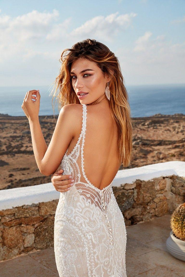 Wedding Dresses : Ivory/Nude, Ivory/Ivory - ADL Magazine