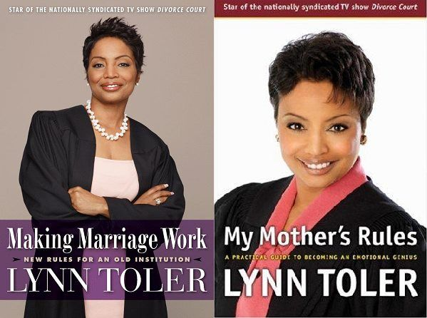 Judge lynn toler books