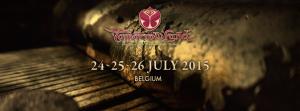 Festival de musique tomorrowland du 24 au 26 juillet 2015 en Belgique