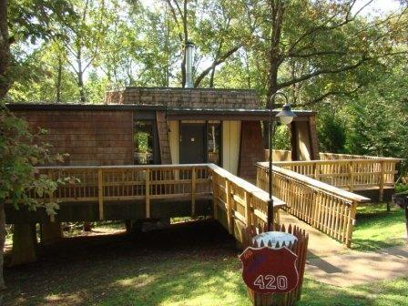 Chalet U0026 Cabin Rentals At Lake Guntersville State Park
