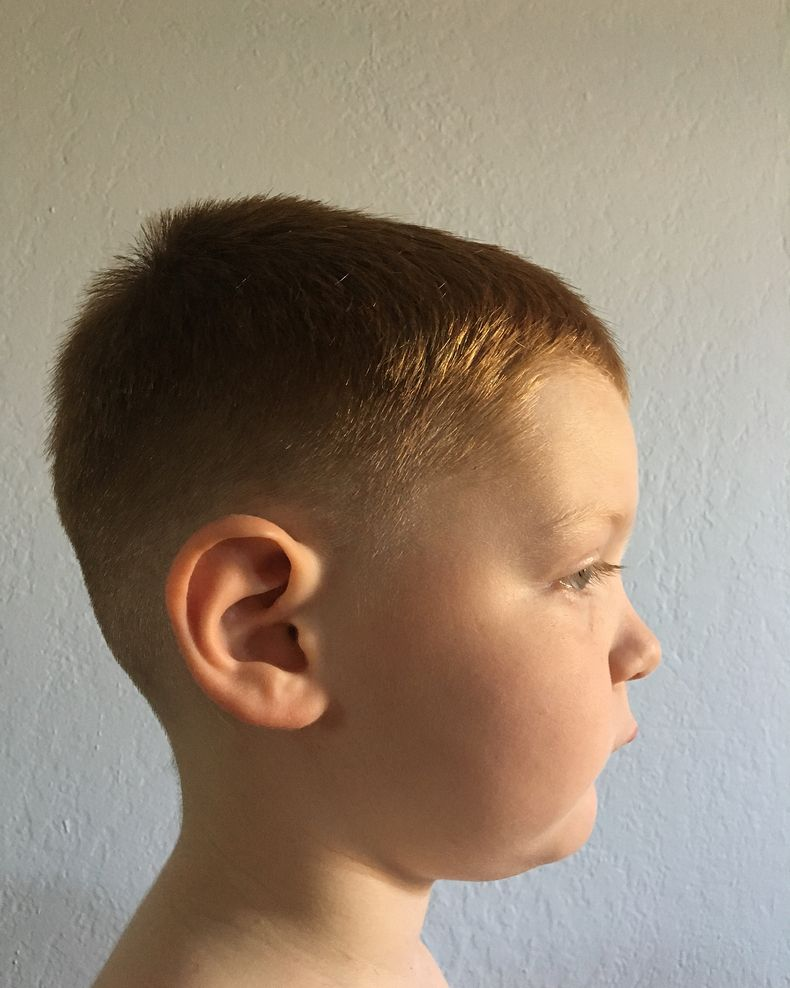 Little Boy Haircuts And Hairstyles 2018 Little Boy Hairstyles And