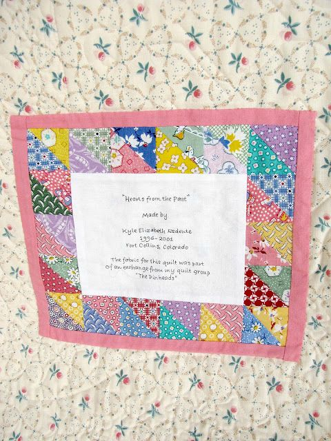 timeless reflections: March Quilts