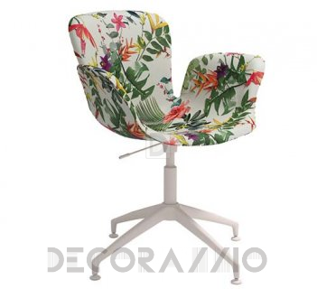 #armchair #furniture #interior #design #embroidery офисное кресло Cappellini Juli Jubilee, JU_7J1