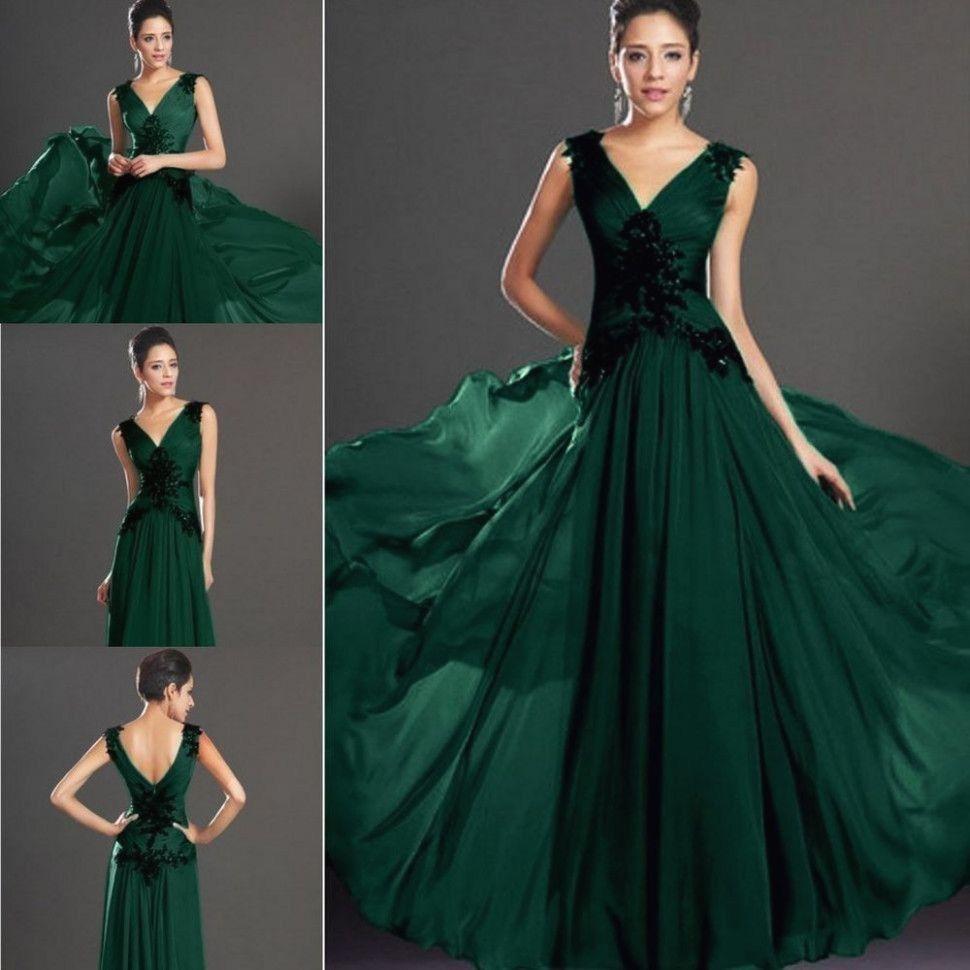 Kleid grün lang kleid grün lang - kleid grün lang ...