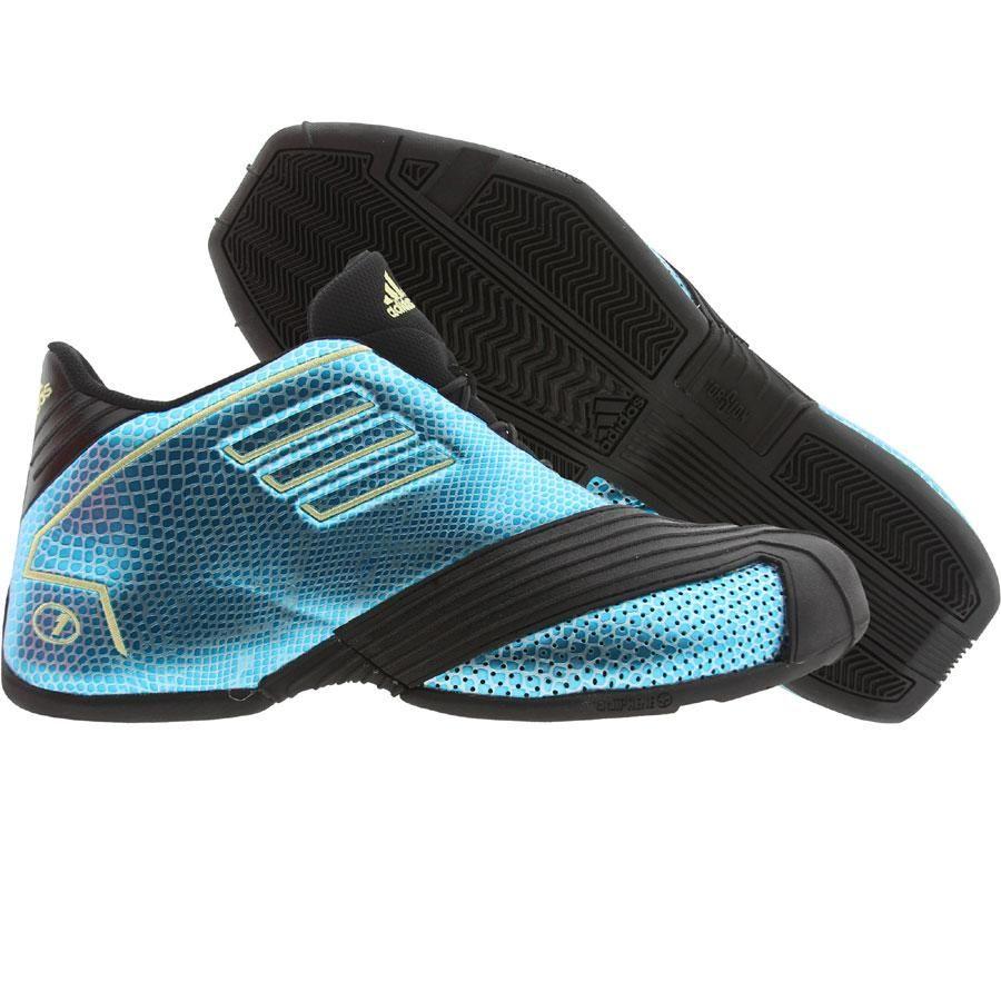 Adidas TMAC 1 Men Turquoise/Black/Blgome Shoes