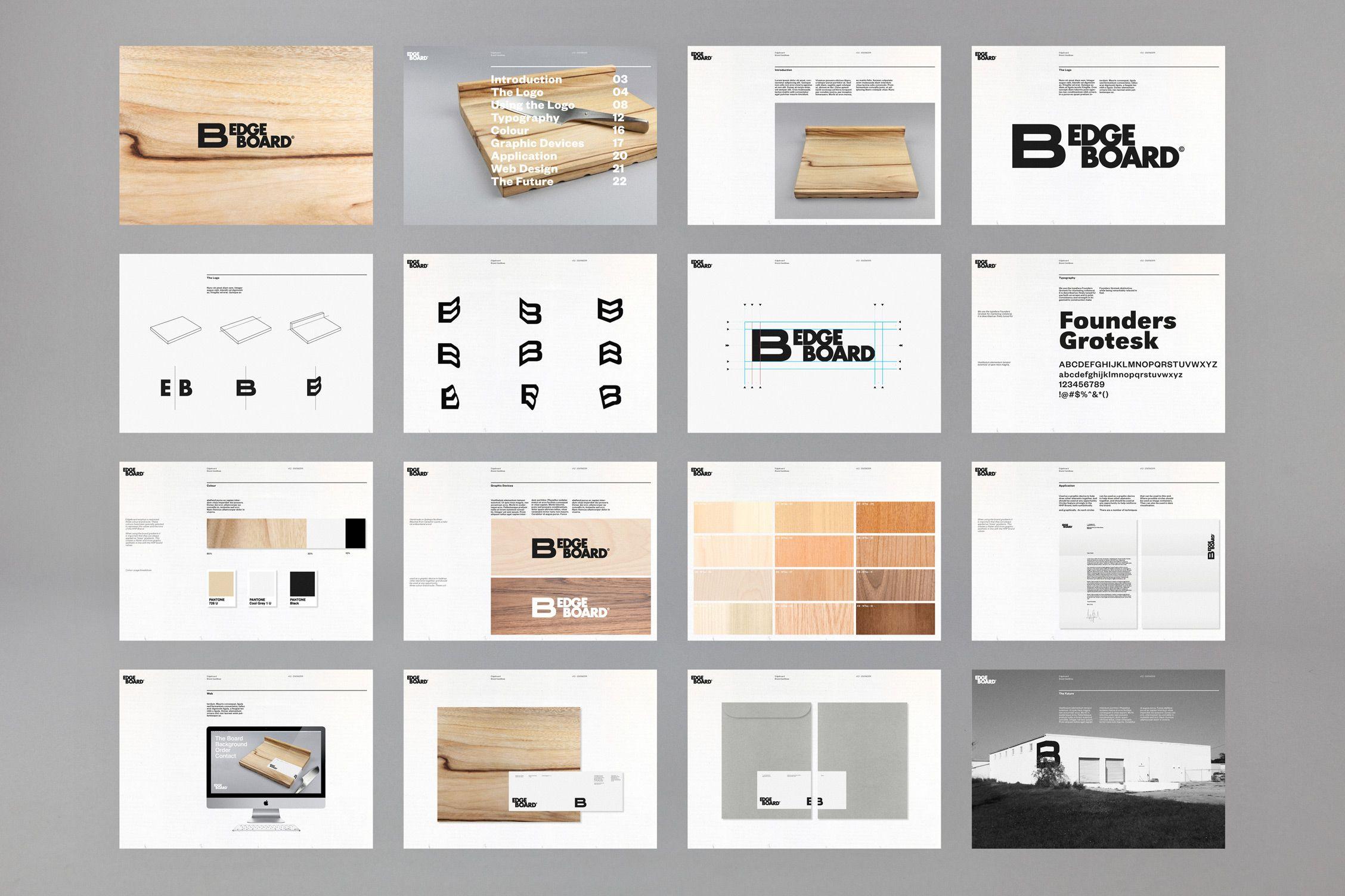 Vorlage guidelines | Design & Graphic | Pinterest | Vorlagen und ...