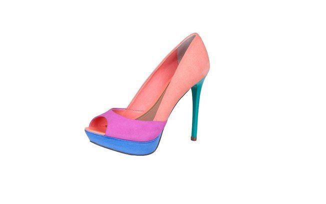 Os sapatos do verão 2013