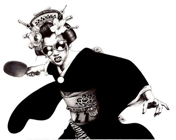 Shohei Otomo #art