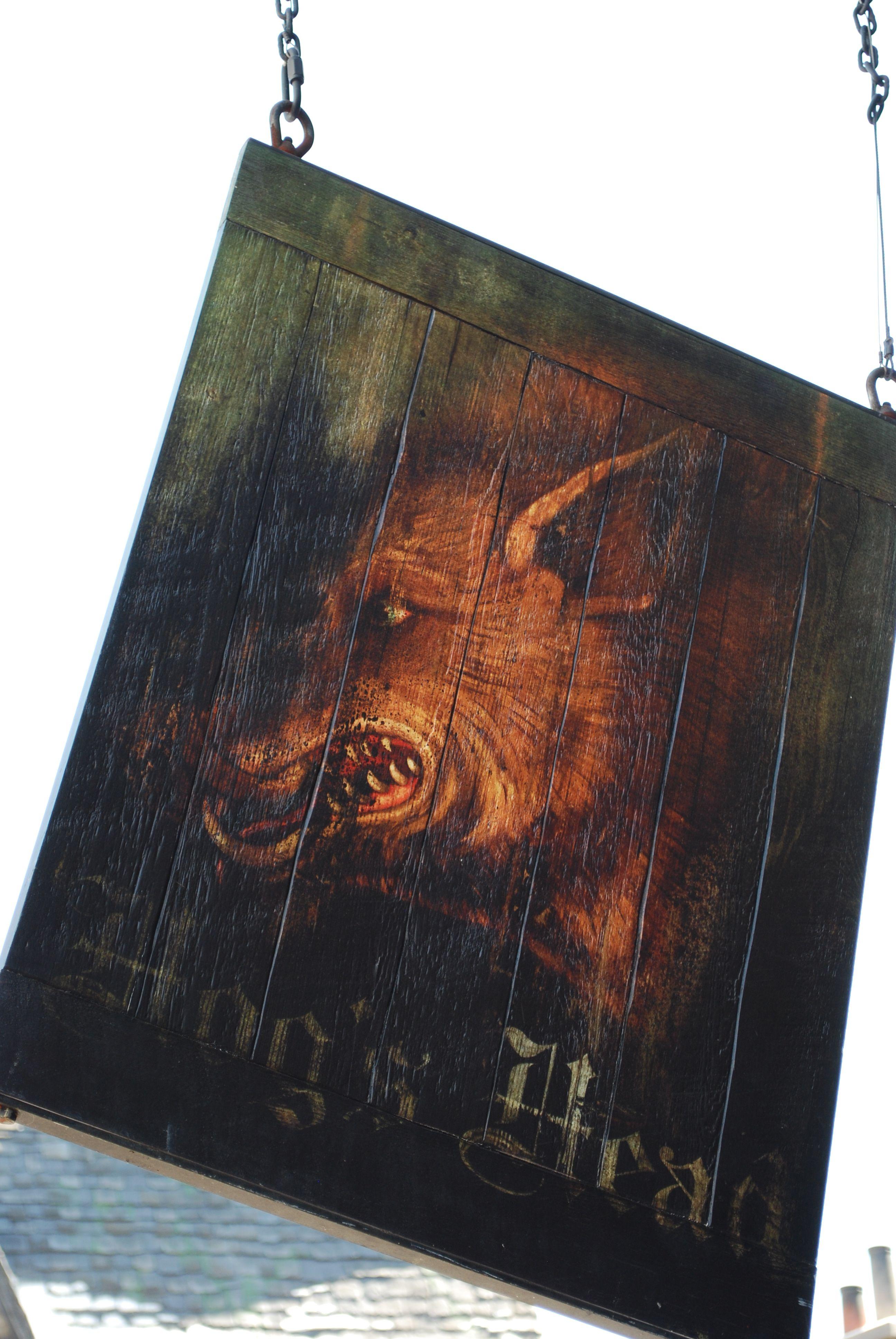 Hogshead Tavern Magical Harry Potter Decor