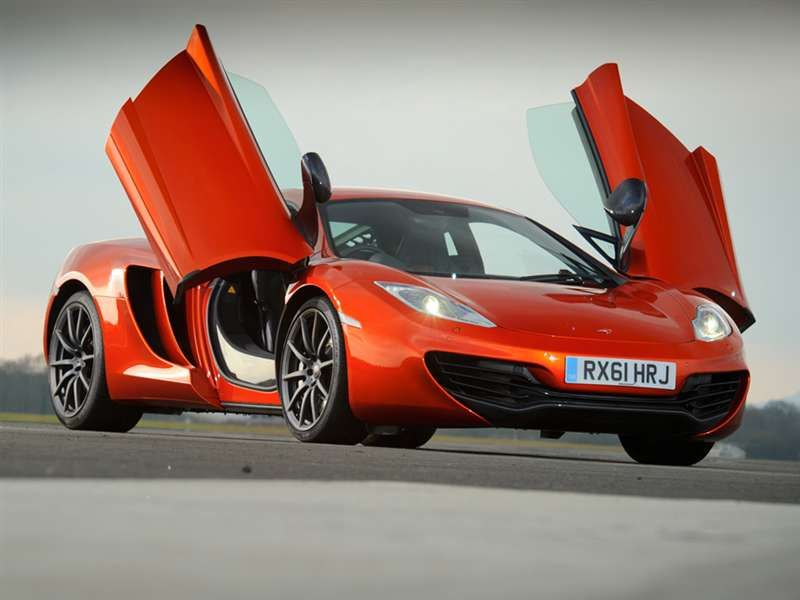 Top 10 Most Expensive Luxury Cars High Priced Luxury Cars: (2014 McLaren MP4- 12C) Top 10 Most Expensive Sports Cars