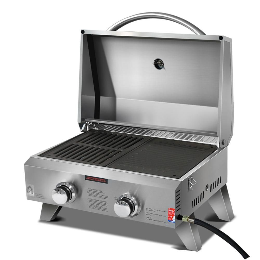 Portable Gas Bbq Lpg Oven Camping