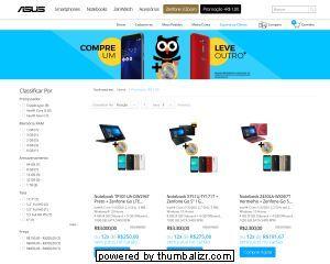 [ASUS] Compre um produto +1 pilas leva outro produto