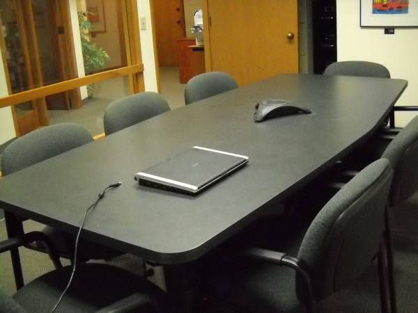Conference Table And Chairs Edmonds Image Craigslist - Craigslist conference table