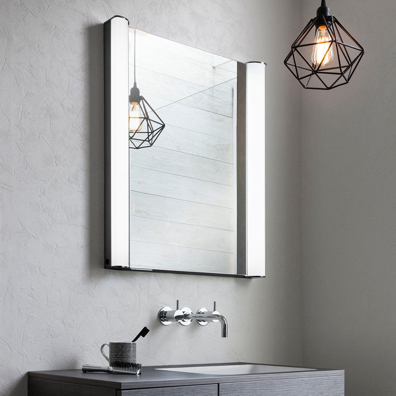 Duo Mirror Cabinet Bathroom Cabinets With Lights Mirror