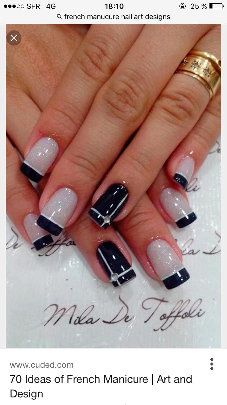 Pin de Narda Rademaker en nails | Pinterest | Manicuras, Uñas azules ...