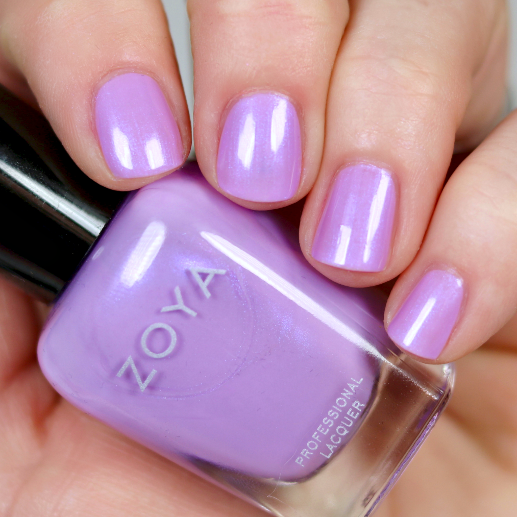Zoya Thrive Collection Spring 2018 Fan Blogger Swatches Zoya
