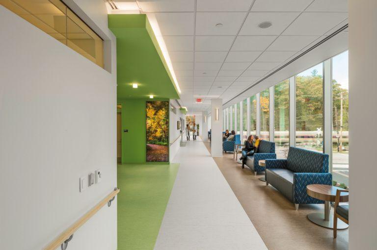Hallmark health melrosewakefield medical building
