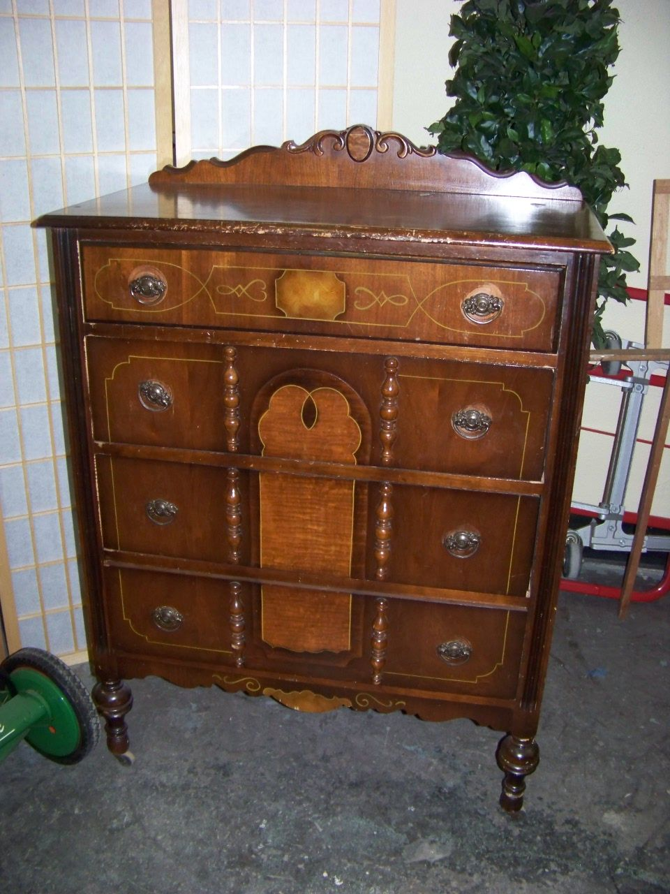 Image detail for Antique Dresser Repurposed dresser