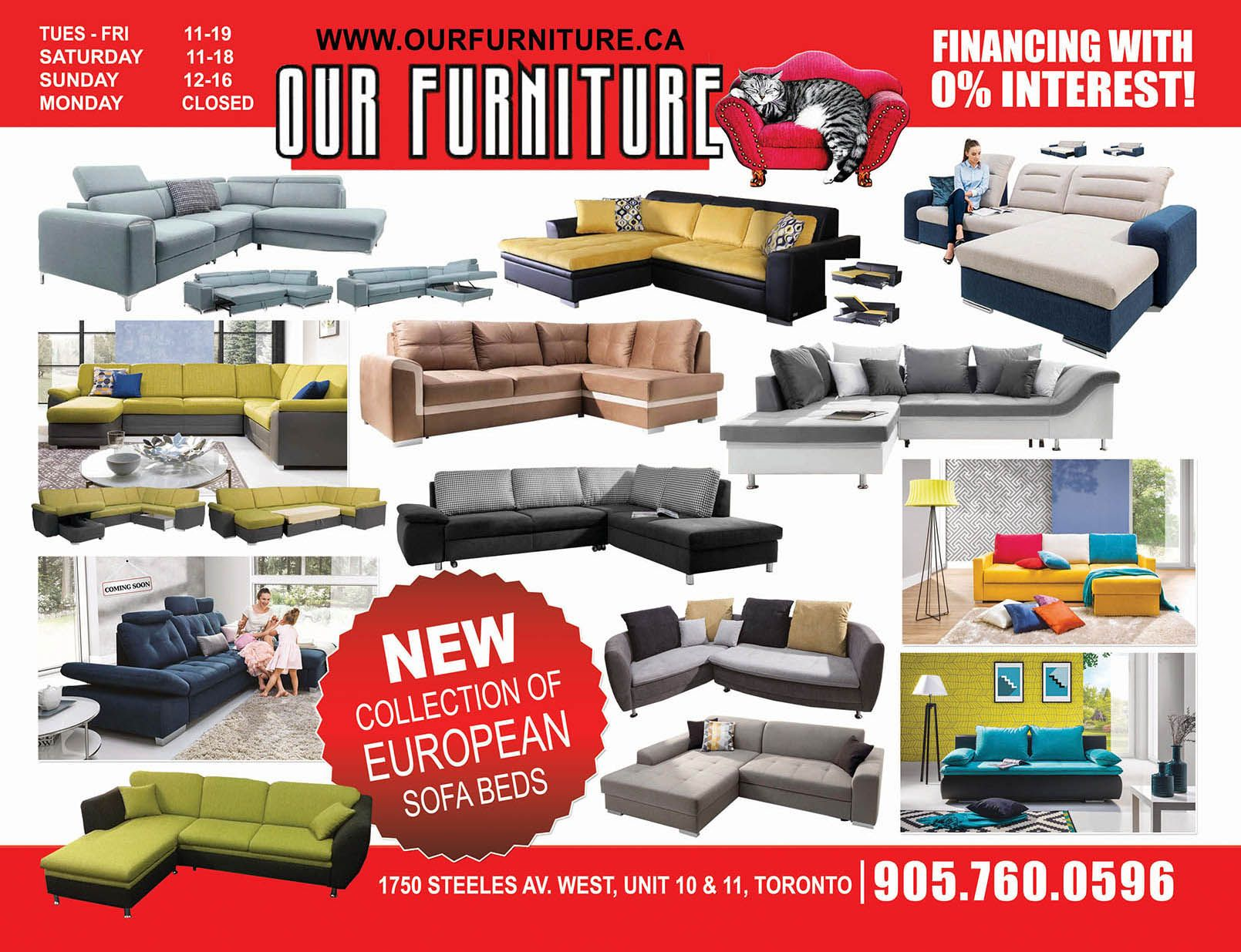Our Store Has A Unique Selection Of Modern Chairs Sofas And Europeen Sofa Beds Tables End Tables Dressers Etc Discount Furniture Stores Small Bedroom Furniture Furniture