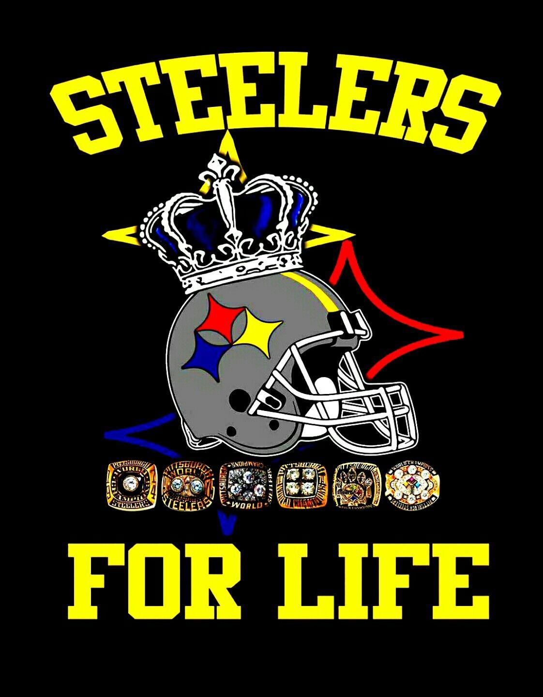 Let's Go! Pittsburgh Steelers! Pittsburgh steelers logo