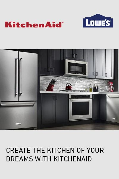Save big on appliances at Lowe's. Kitchen aid appliances
