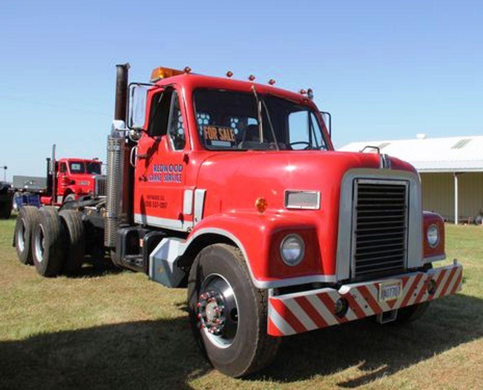 International Harvester Transtar Dcf 400 Prime Mover U S A International Harvester Truck International Harvester International Truck