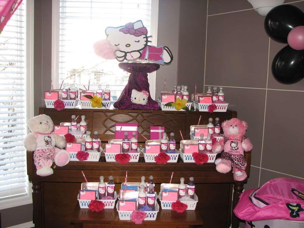 hello kitty birthday party ideas sophia s turning 2 pinterest