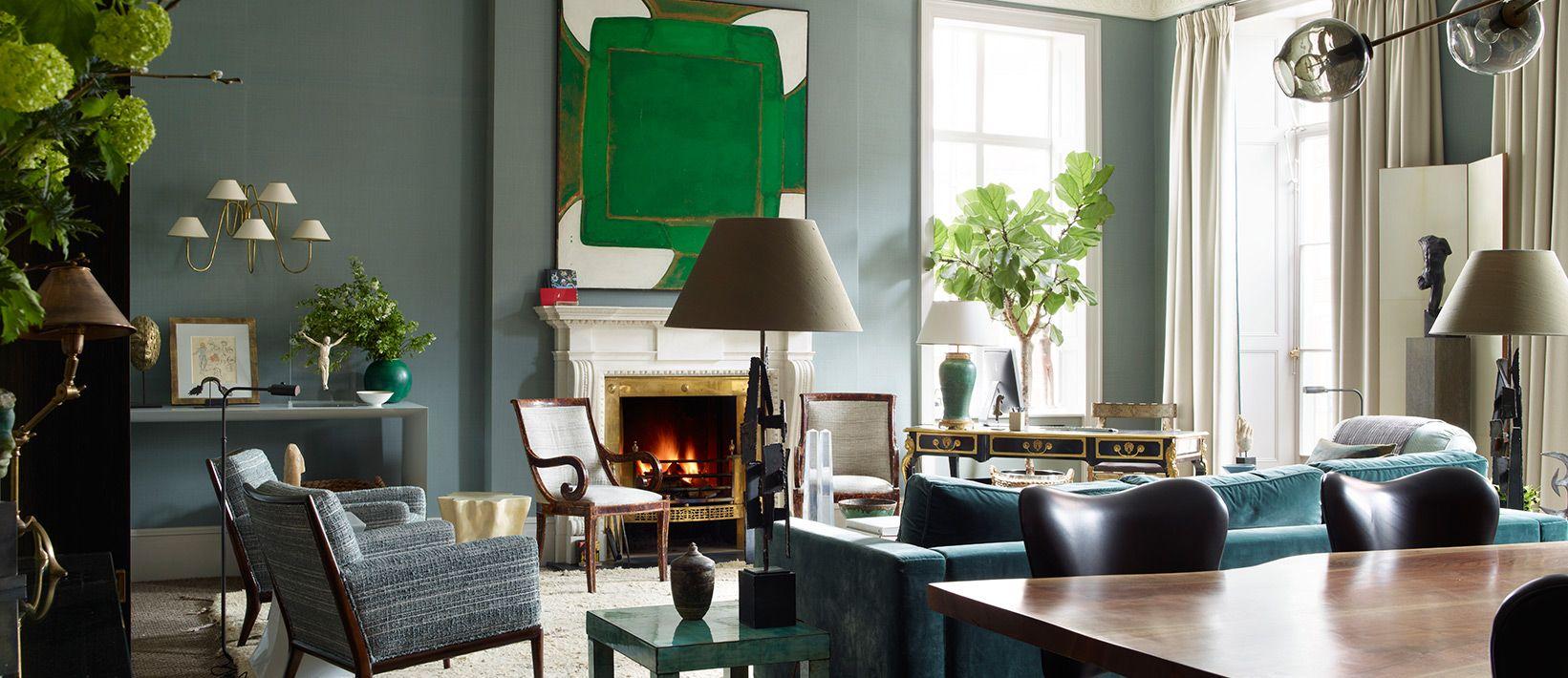 Douglas Mackie Design | Recognised U0026 Respected Interior Designer