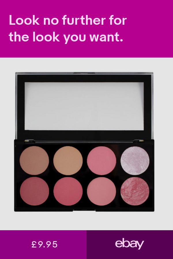 Makeup Revolution Blushers Health & Beauty ebay Makeup