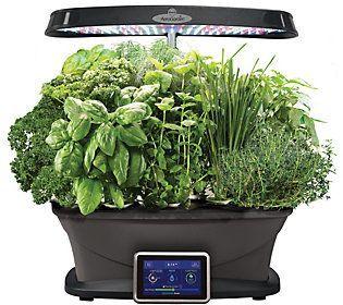 Aerogarden Bounty Home Garden System — Qvc Com 640 x 480