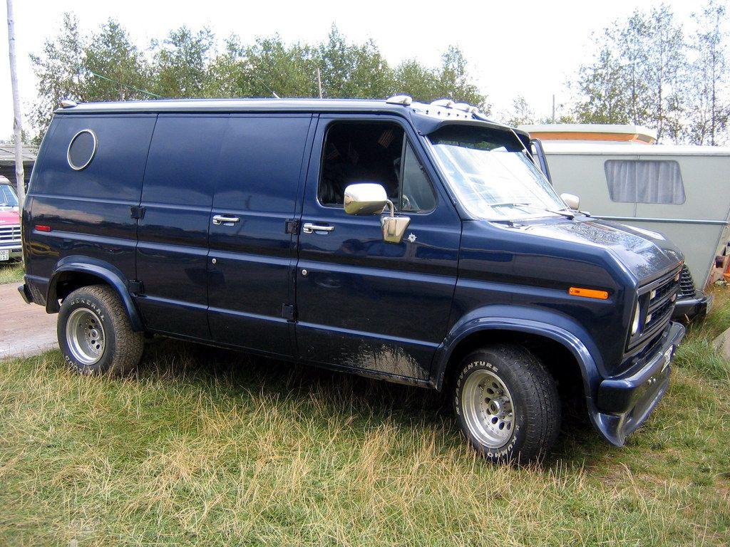 1976 Ford Econoline E150 Passenger Custom Vans Vans Van Life