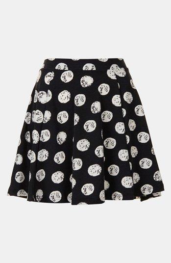 #Nordstrom                #Skirt                    #Topshop #Polka #Print #Skater #Skirt #(Petite) #Nordstrom                    Topshop Polka Dot Print Skater Skirt (Petite) | Nordstrom                                               http://www.seapai.com/product.aspx?PID=417885