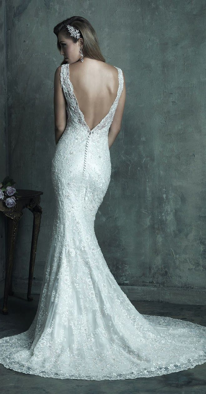Allure Couture Spring 2014 Bridal Collection | Pinterest | Vestidos ...